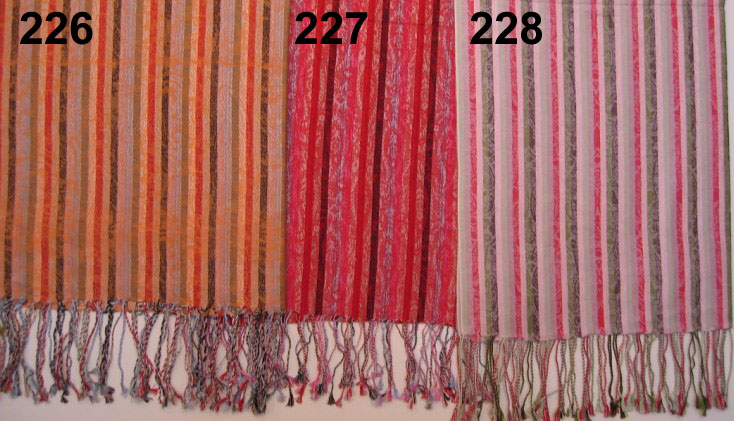 patterned shawls
